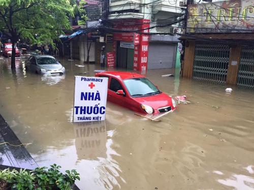 Thông tắc đường cống thoát nước