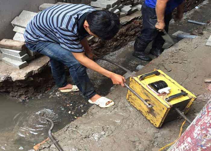hút bể phốt tại Khương Đình