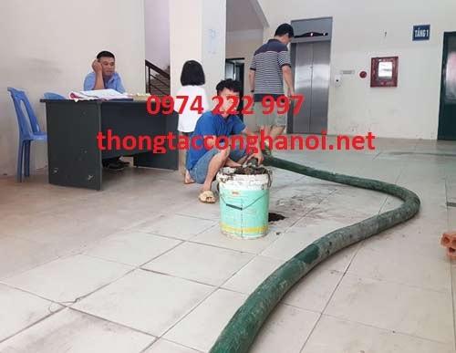 hút bể phốt tại Vĩnh Phúc