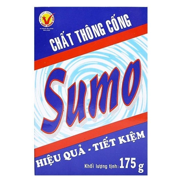 Bột thông cống Sumo