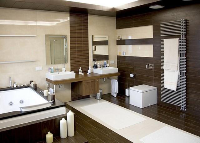 nhà vệ sinh kích thước lớn