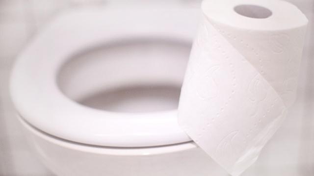 Bồn cầu bị nghẹt giấy vệ sinh khó phân hủy