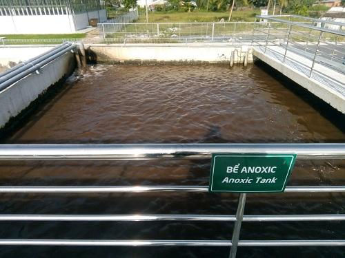 Bể Anoxic