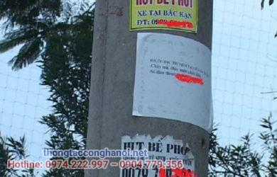 cảnh giác với hút bể phốt lừa đảo