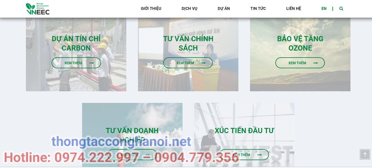công ty môi trường VNEEC