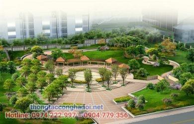 công ty môi trường Hà Nội
