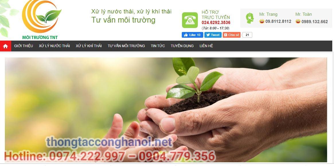 công ty môi trường TNT
