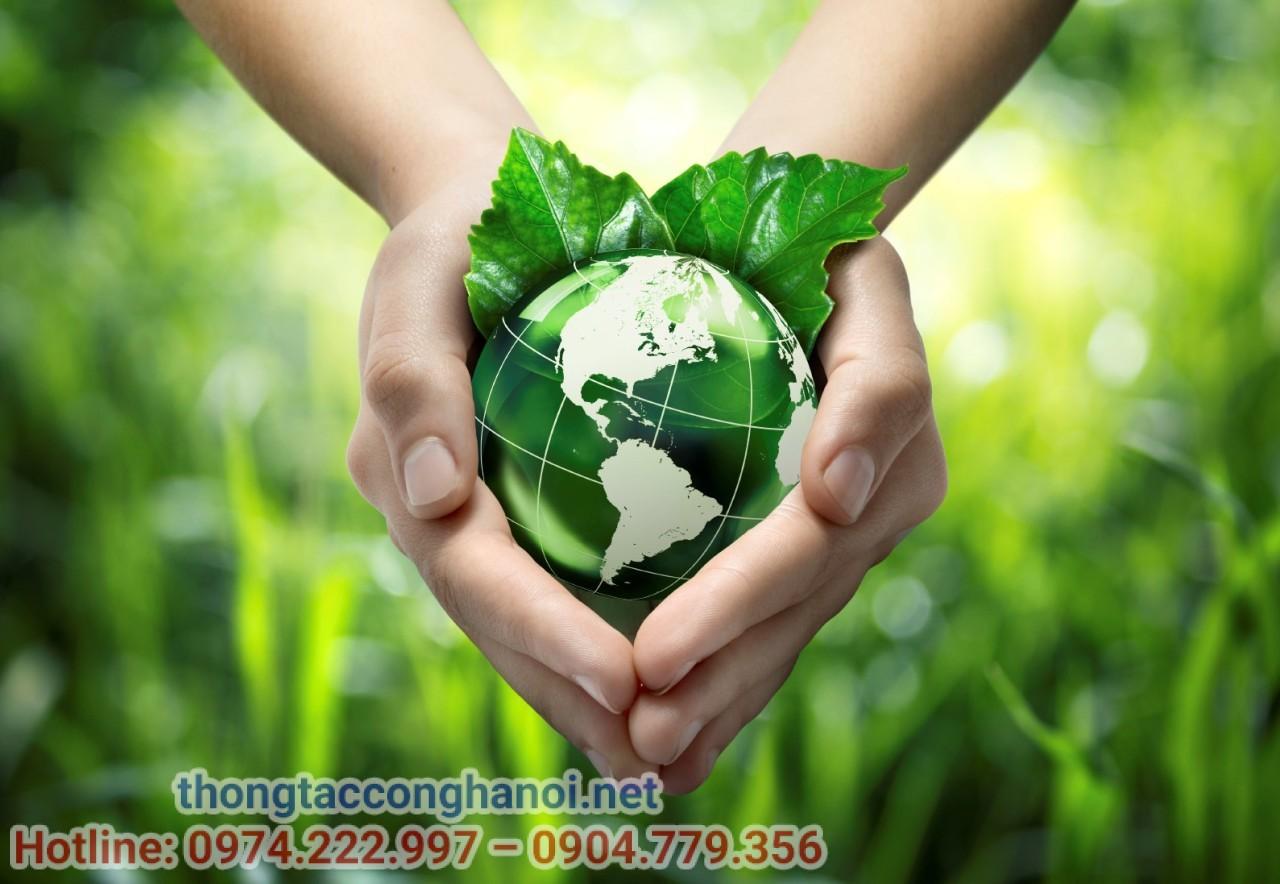 hạn chế biến đổi khí hậu