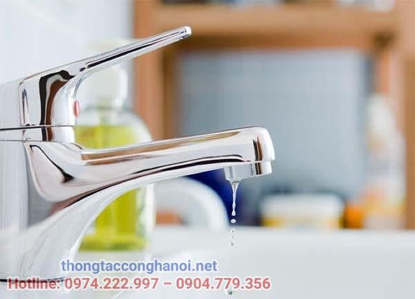 Cách sửa vòi nước rửa bát rò rỉ