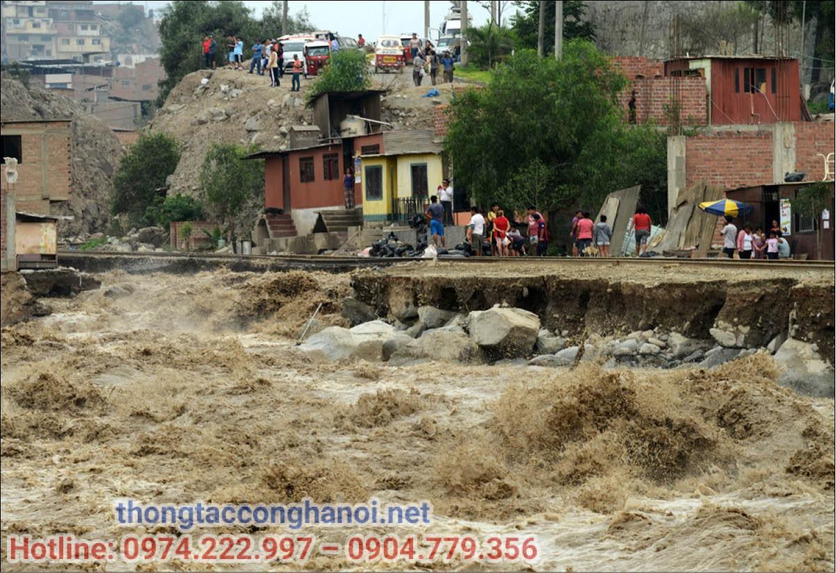 nguyên nhân biến đổi khí hậu ở Việt Nam
