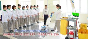 mẫu hợp đồng dịch vụ vệ sinh