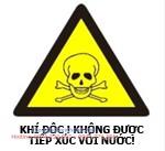 Cảnh báo chất độc