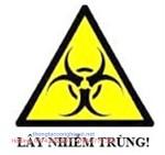 Cảnh báo chất thải gây bệnh