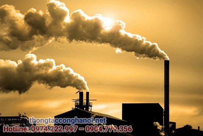ô nhiễm do nhà máy