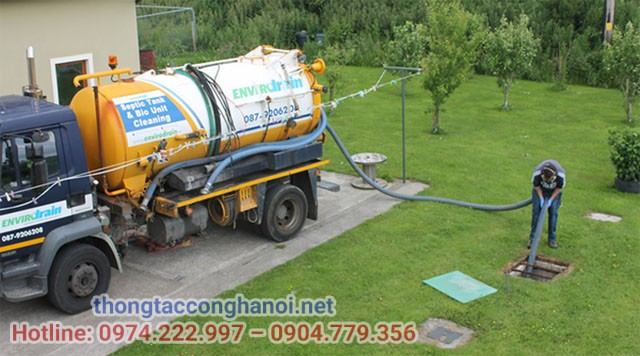 Lưu ý khi sử dụng septic tank