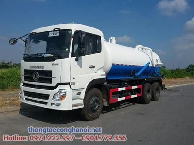 Xe hút chất thải Dongfeng
