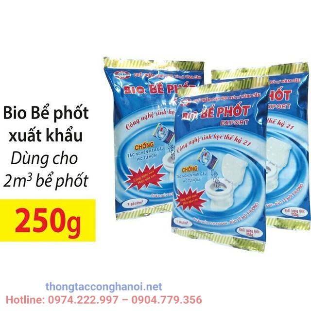 thuốc tiêu hầm cầu Bio Septic