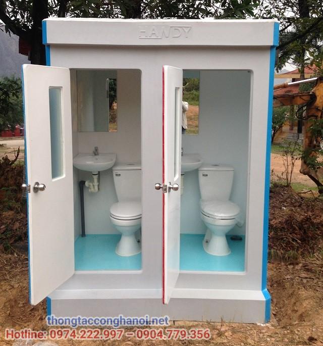 Nhà vệ sinh di động 2