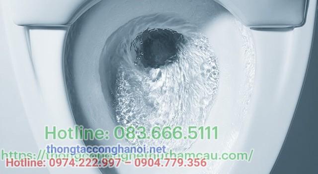 Ứng dụng của men xử lý hầm cầu
